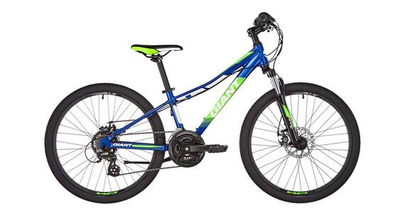 Giant XTC Jr 1 Disc - Vélo enfant - bleu